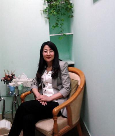 济南心理咨询师专家-秦艳鸿